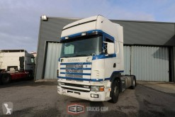 Tracteur Scania R 124R420 occasion