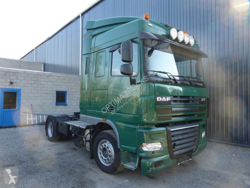 Voir les photos Tracteur DAF XF