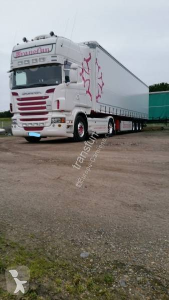 Voir les photos Tracteur Scania R 730
