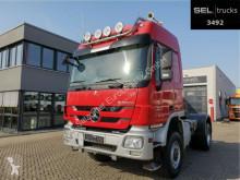 tracteur Mercedes Actros 2044 4x4 / Kipphydraulik / PTO / German