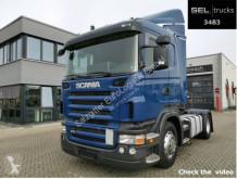 tracteur Scania R 420 / Automatik / 3 Pedale / German