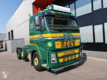 tracteur Volvo FH460 Pusher 3axle manual old tacho low km 389000 big axle
