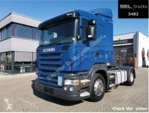 влекач Scania R 420 / Manual Gearbox / German