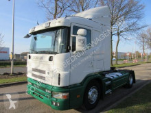 Scania 144-530 tractor unit used