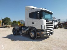 Scania LA R 144 tractor unit used