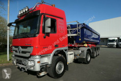 Mercedes 2044 AS Actros 4x4, Allrad, Kipp-Hydraulik,Klima tractor unit used