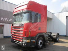 Cabeza tractora usada Scania R 124
