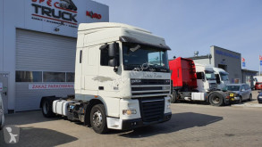 Used tractor unit DAF XF 105 410, Steel /Air,EURO 5 - M