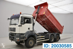 Camion MAN TGA 33.440 benne occasion