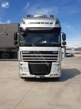 Trekker DAF XF105 FAT 510 tweedehands