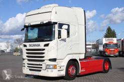 Tracteur Scania R 410 Topline Standklima LDW ACC Volluft 2Tanks occasion