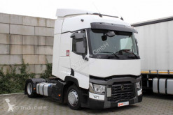 Renault exceptional transport tractor unit T 460 X-Low Optibrake LDW 2 x Tank