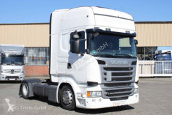 Scania exceptional transport tractor unit R 450 SC Only Topline LDW ACC 2 x Tank