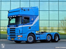 Scania R144 530 tractor unit