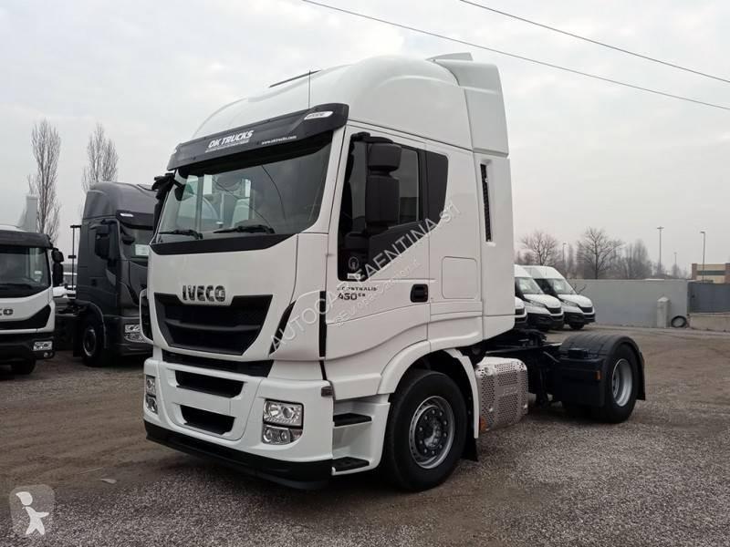 Voir les photos Tracteur Iveco Stralis 460