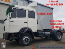 Tracteur Mercedes 817 L 5Sitze Bett nur 66.952KM 1.Hand Scheckheft occasion