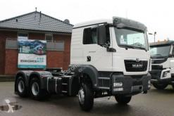 New exceptional transport tractor unit MAN TGS 33440 BBS 6X4 EUROMIX MTP Mischauflieger