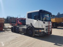 Cap tractor Scania R 420 second-hand