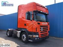 Cabeza tractora productos peligrosos / ADR usada Scania R 380