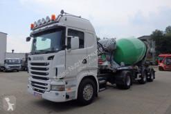 Scania R440 4x2 SZM mit Kipphydraulik Euro 5 Luft- Luft Sattelzugmaschine gebrauchte