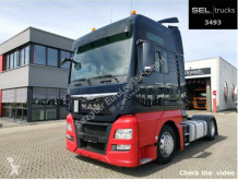 Тягач MAN TGX 18.440 4x2 LLS-U / MEGA / Intarder сопровождение негабаритных грузов б/у