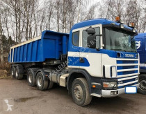 tracteur Scania 124.470 - SOON EXPECTED - 6X4 FULL STEEL HUB REDUCTION
