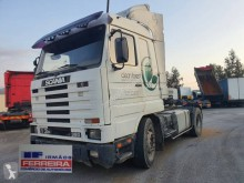 Scania 113h tractor unit used