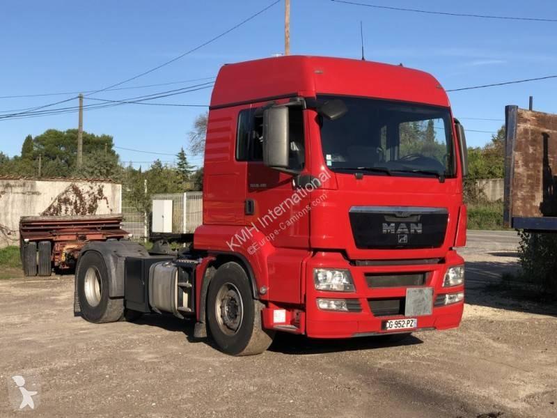 Voir les photos Tracteur MAN TGS 18.480