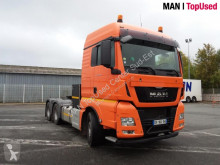 MAN hazardous materials / ADR tractor unit TGX 33.480 6X4 BLS