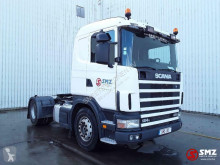 Cabeza tractora Scania 124 470 Cr 19/manual/retarder TOPshape