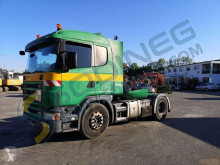 Scania 114 380 tractor unit used