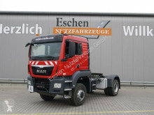 tracteur MAN TGS 18.440 4x4, EUR6, Blatt, Kipphydr,Kein Hydro