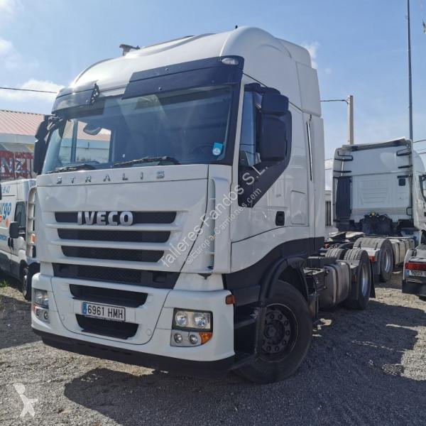 Voir les photos Tracteur Iveco AS440S46TP CUBE