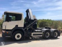 cap tractor Scania 420