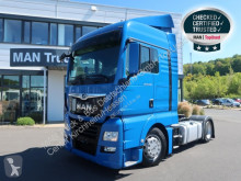 MAN exceptional transport tractor unit TGX 18.460 4X2 LLS-U / 2x Tank / Retarder