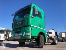 Used exceptional transport tractor unit MAN TGA 18.480