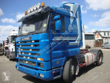 Cabeza tractora Scania 143 usada