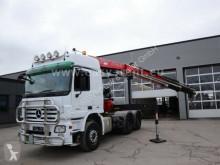 tractor Mercedes 2648 LS 6x4 mit Fassi Kran/Retarder/