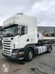 tracteur Scania R 500 4x2 LA Retarder / Ölkühler defekt