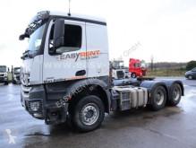 tracteur Mercedes 2651 LS 6x4 Arocs / Retarder / Hydraulik