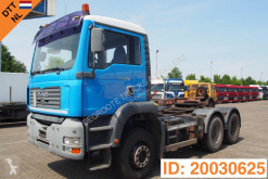 MAN hazardous materials / ADR tractor unit TGA