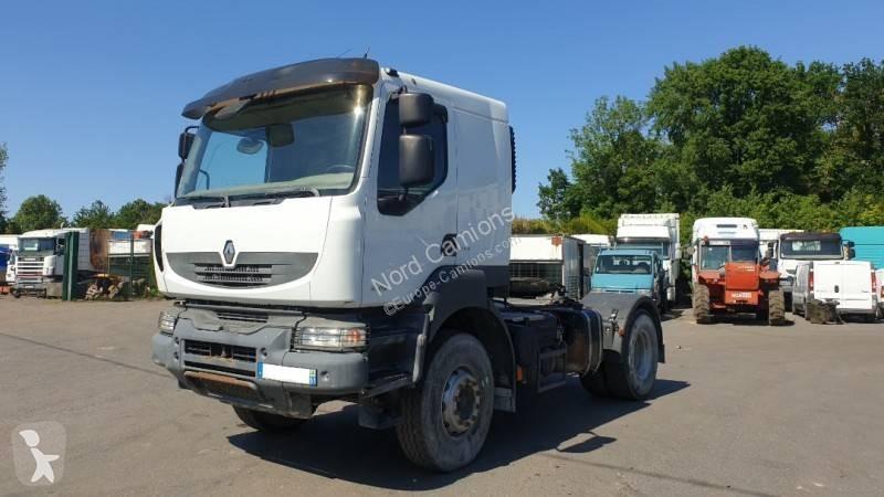 Voir les photos Tracteur Renault Kerax 450 DXi