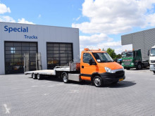 Iveco BE Combi 35C17 + Veldhuizen Dieplader (Laadvermogen 7870kg)