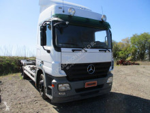влекач nc Mercedes-Benz Actros 2541 6x2 euro 5 truck 300 hp