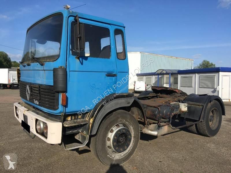 Voir les photos Tracteur Renault Gamme G 260