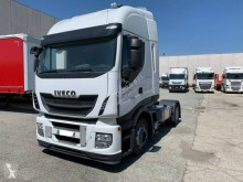 Iveco Stralis 460 Hi-Way tractor unit used low bed