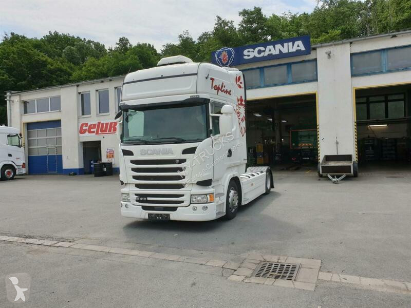 View images Scania R 410 tractor unit