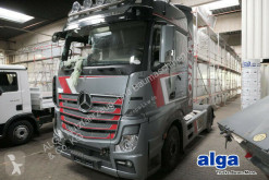 trattore Mercedes 1845 Actros, MP4, Unfall, Hydraulik