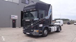 tracteur Scania 124 - 420 Topline (MANUAL GEARBOX)