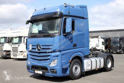 Tracteur Mercedes LS 1848 BigSpace Standklima Kipphydraulik occasion